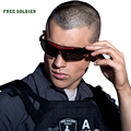 FREE SOLDIER sports eyewear tactical polarized men's shooting glasses airsoft glasses myopia for camping hiking cycling glasses
