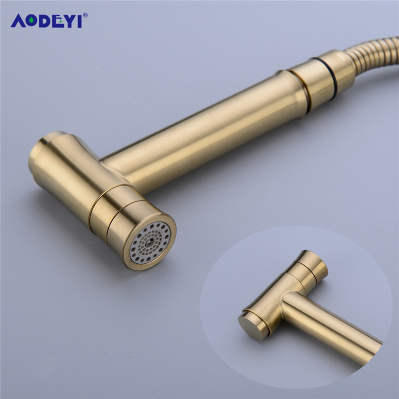 2 way Concealed Hot and Cold Mixer Bidet Sprayer Diaper Shattaf Douche Shower Toilet Spray Kit Bathroom Bidet Spray Tap, 02-196
