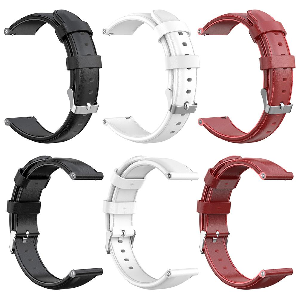 New Replacement Strap Suitable For Hauwei Watch2 Pro Oil Wax Leather Strap Durable Beautiful And Comfortable Wrist Strap-in Smart Accessories from Consumer Electronics
