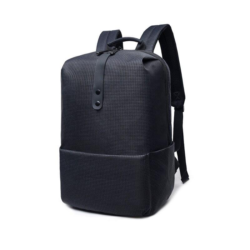 Pour Huawei Matebook X Pro sac à dos étanche Anti-vol sac 10-15 pouces ordinateur portable PC sac pour Macbook Pro sac à dos étudiant sac
