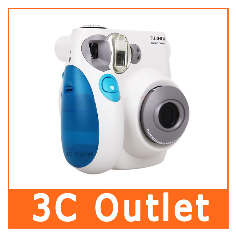 Fujifilm Instax Mini 7s Instant Film Photo Camera