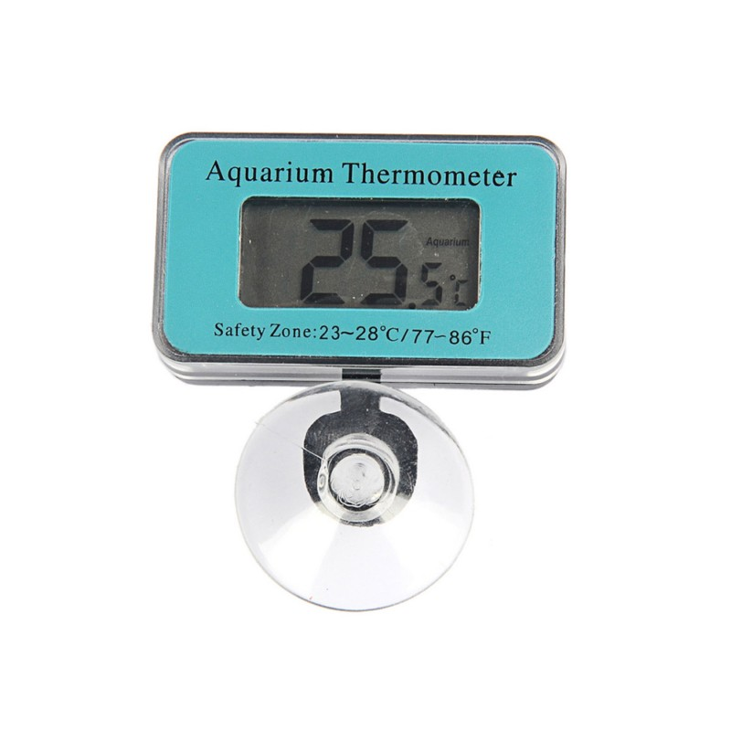 LCD Digital Fish Tank Aquarium Temperature Thermometer digital Marine Temperature Control Products Accessories For Fish Tank Pet (2)