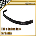Car-styling For Honda EG For Civic 1992-1995 Mugen Style Carbon Fiber Front Lip