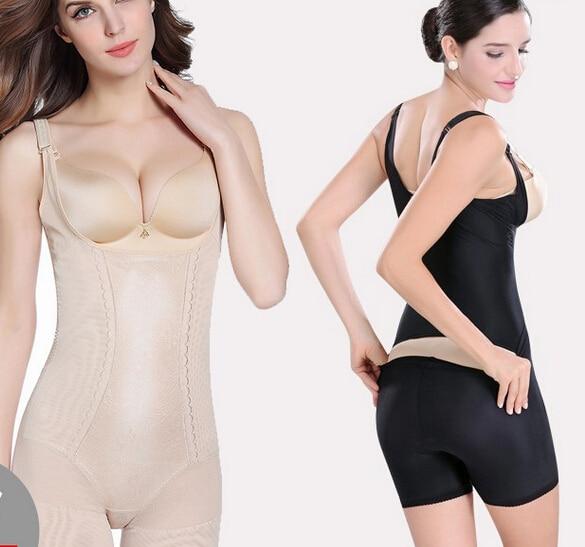 Горячая распродажа 5XL женщин после родов похудения скольжения трико формирователь Underbust Shapewear фирма пластика управления тела шейперы