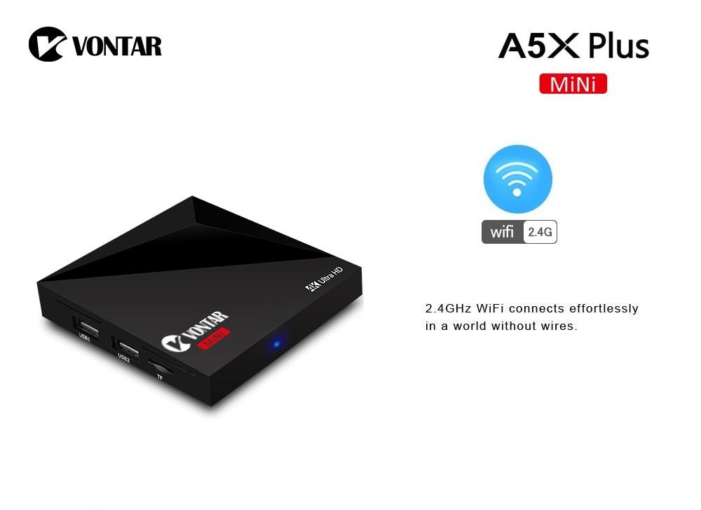 Mini Android 7.1 Nougat VONTAR A5X Plus RK3328 Rockchip TV BOX Mini Android 7.1 Nougat VONTAR A5X Plus RK3328 Rockchip TV BOX HTB1fqdsQpXXXXb4XFXXq6xXFXXXi