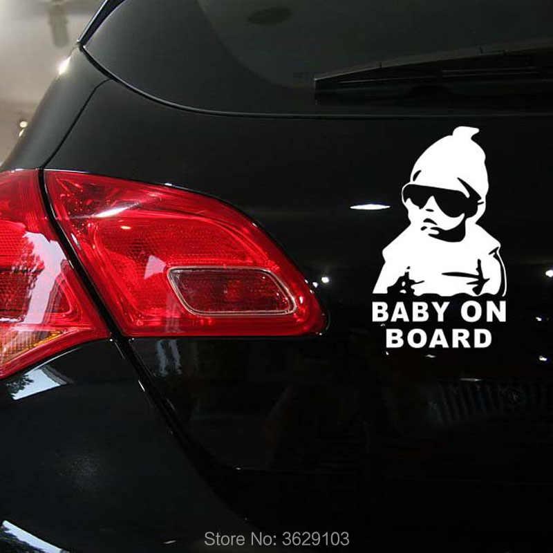 سيارة عاكسة سيارة بعد تحذير ملصق الشارات الطفل ملصقا لسوبارو فورستر 20142016 2009 outback امبريزا يجا السيارات التصميم