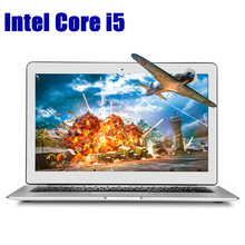 13.3inch 4GB RAM+256GB SSD Intel Core i5 1920*1080P IPS Screen Windows 10 System Metal Ultrabook Laptop Notebook Computer