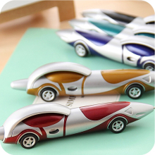 Novelty Car Pen Boys Plastic Sports Cars Modeling Ballpoint Pens Ball Pens For Kids Toys Writing Gifts School Supplies Cute Pens 1pcs flexible ball pen cute soft plastic bangle bracelet ballpoint pens school office gifts