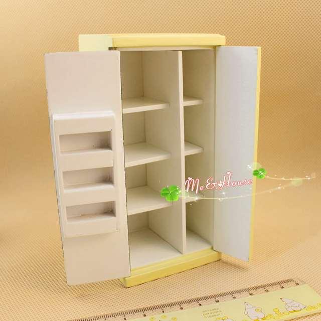Gratis verzending 1:12 poppenhuis miniatuur poppenhuis meubels ...