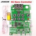 LIHUIYU M2 Nano лазерный контроллер материнская плата + панель управления + USB ключ B + Coreldraw Corellaser для лазерного гравера