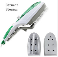 EU Plug Garment Steamer Portable Handheld Clothes Steam Iron Machine Steam Brush Electric Iron Steam Iron