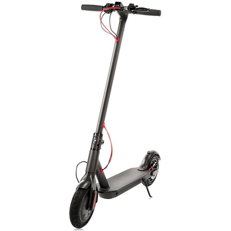 Livraison gratuite de l'espagne S8 5.2Ah batterie 8.5 pouces double roues pliant Scooter électrique planche à roulettes Longboard avec prise EU