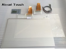 Xintai dotykowy 17 cal interaktywne folia na ekran dotykowy  Port USB  5:4  4 dotyka  najlepszym wyborem dla produktów pokazując