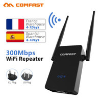 Comfast WIFI Signal Repeater WI FI Extender 300Mbps 802 11 Signal Amplifier WIFI Extender Wireless 2