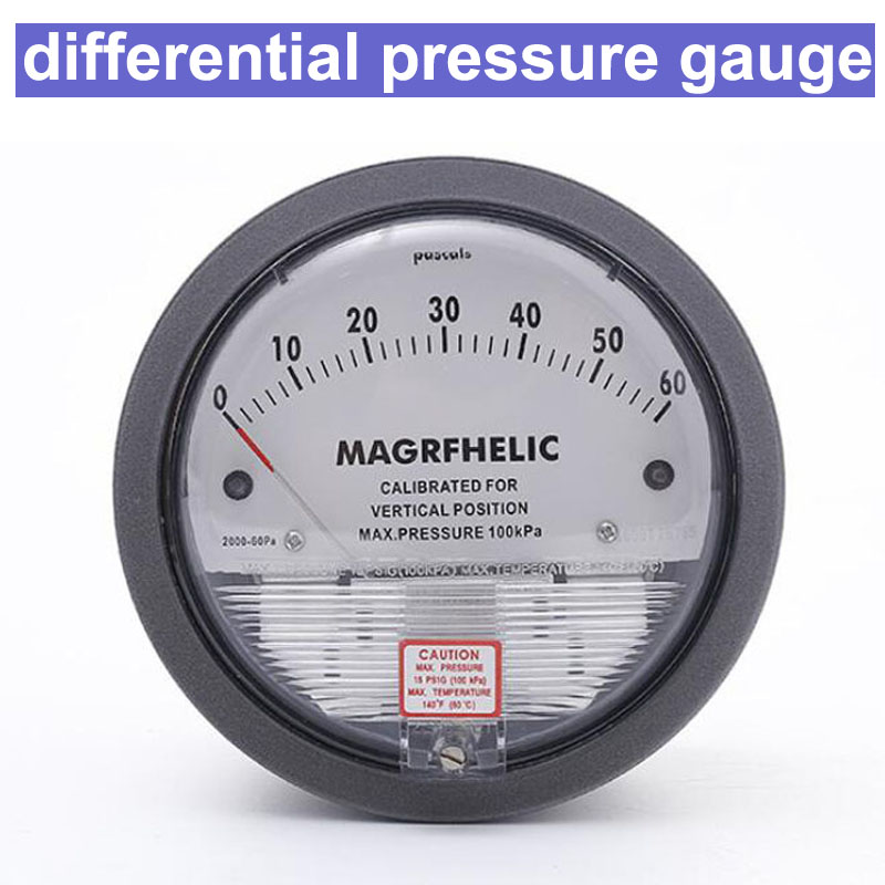 цена SP Air differential pressure gauge vacuum Manometer micro pressure gauge Measuring range 0-60pa