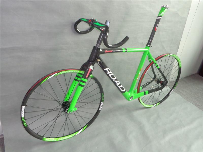 Aliexpress.com : Buy Carbon Bicycle Matt Carbon Cyclocross Frame ...