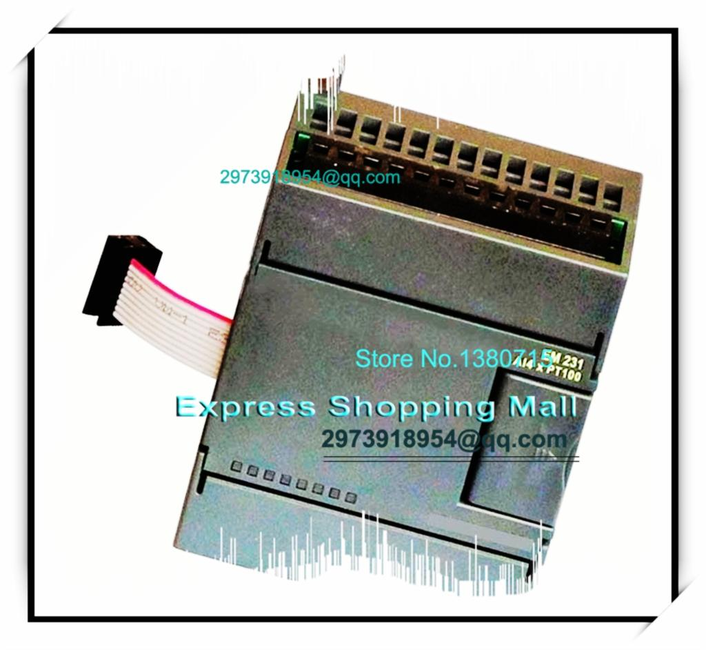 2 thermal resistance input 16bit Temperature module EM231-RTD2 compatible with s7-200 replace 6ES7231-7PB22-0XA0 new