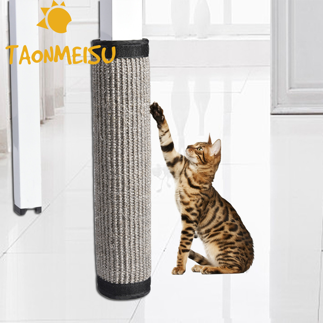 Wholesale Pet Cat Scratch Bed Mattess Scratching Board Protect Cat Paw  Furniture Table Chair Sofa Legs