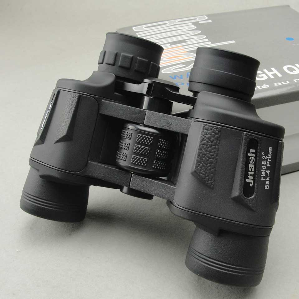 Genuine Jnash 8x40 Binoculo Powerful Binoculars Night Vision Hunting Sport Telescopio High Quality Telescope Long Range