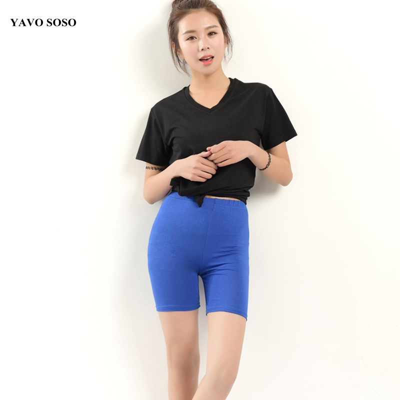 6e85433d4c Detail Feedback Questions about YAVO SOSO Candy Colors Modal shorts women  summer style plus size 5XL women s short on Aliexpress.com
