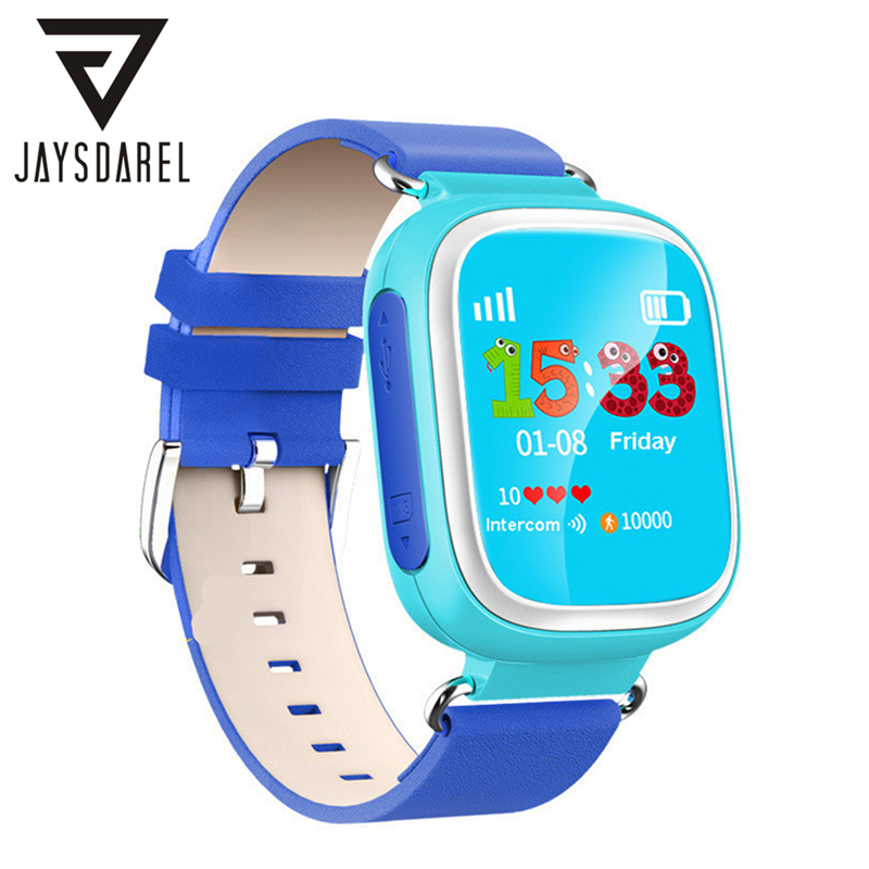 Children's Watches Children Gps Tracker Watch Location Waterproof Touch Screen Ios Android Baby Smart Watches Monitoring Camera Kids Wristwatch E7k Sturdy Construction