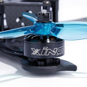 Image 5 - IFlight XING E XING E 2207 1800KV/2450KV/2750KV 2 ~ 6S 5 polegada hélice FPV Brushless Motor compatível para FPV zangão