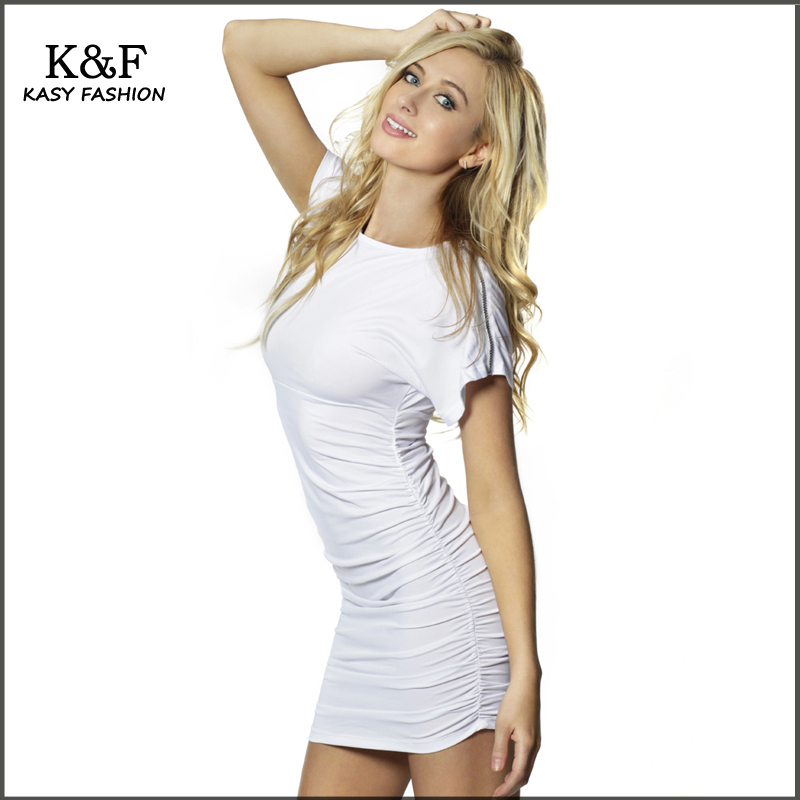 Popular Short Tight White Dress-Buy Cheap Short Tight White Dress ...