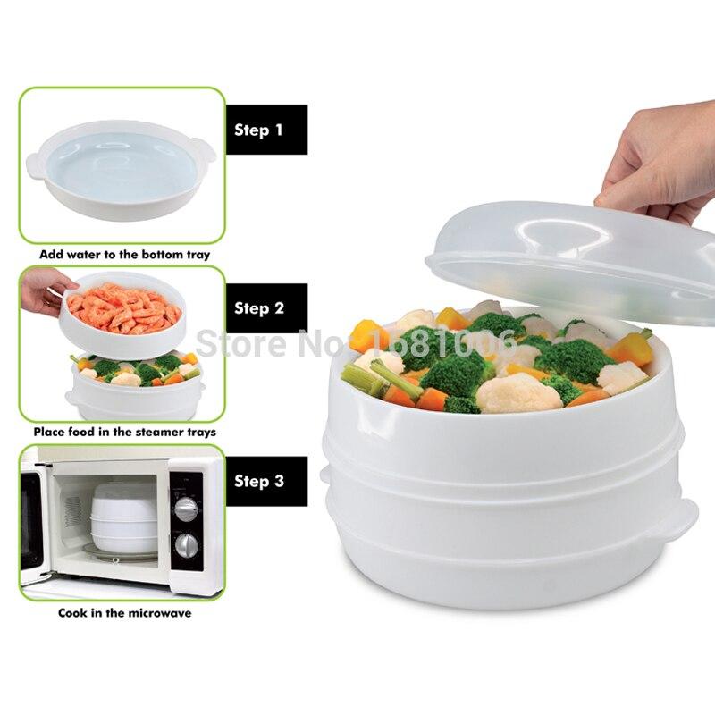 Microwave Food Steamer Bpa Free