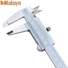 Original Mitutoyo Vernier Caliper 530-312/530-118/530-119 Metal Steel Calipers 0-150/200/300mm/0.02mm Gauge Measurement Tools