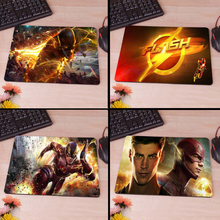 The Flash News Sell New Small Size  Mouse Pad Non-Skid Rubber Pad
