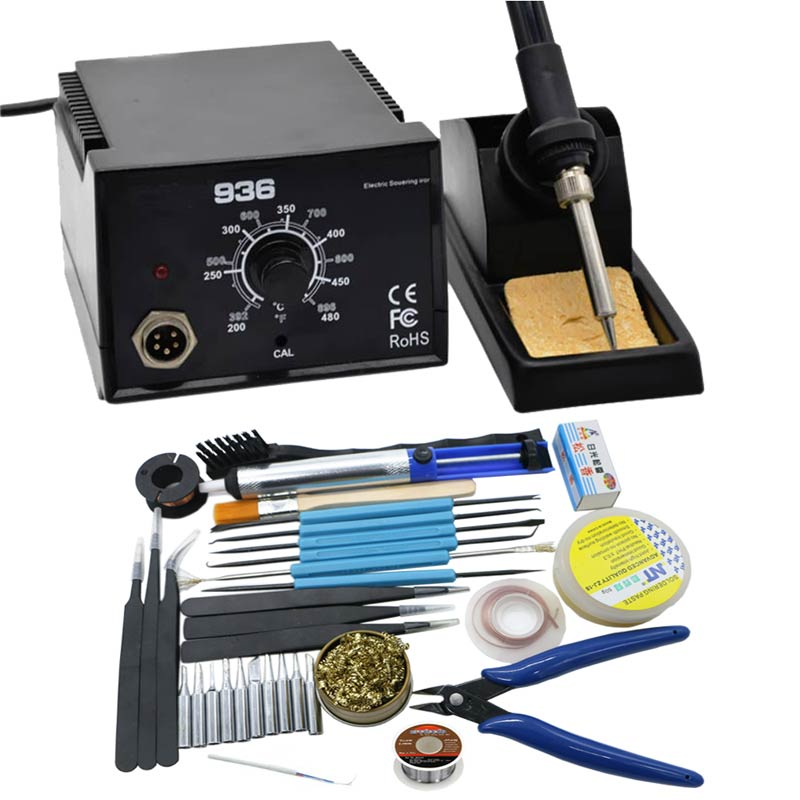 Big Power High Quality 600W Soldering Station Electric Solder Iron  936  LED Digital Solder Iron 937 Better Than For  936