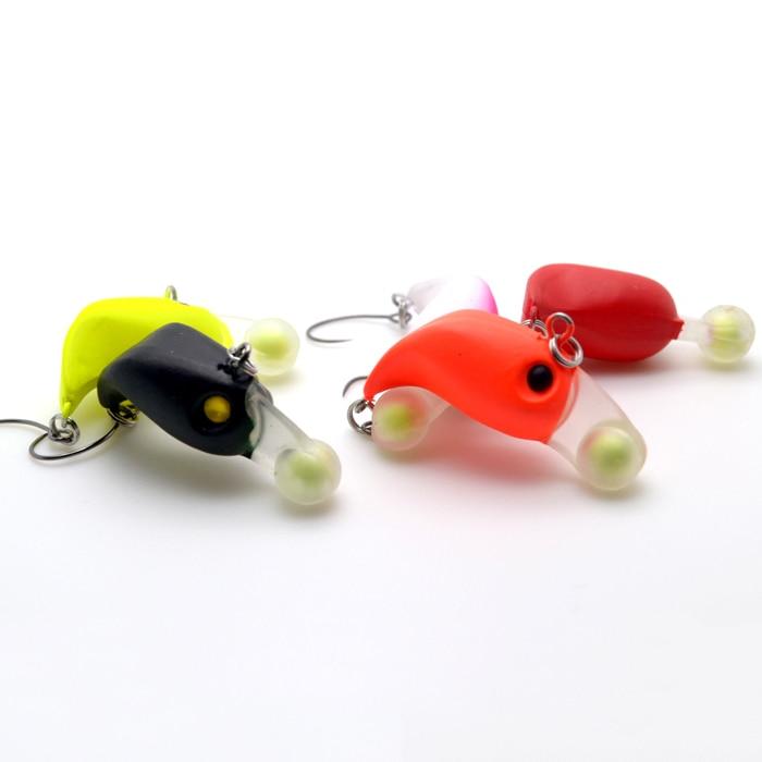 Envío libre señuelo manivela mini manivela señuelo 25mm 3g crankbait pesca barat