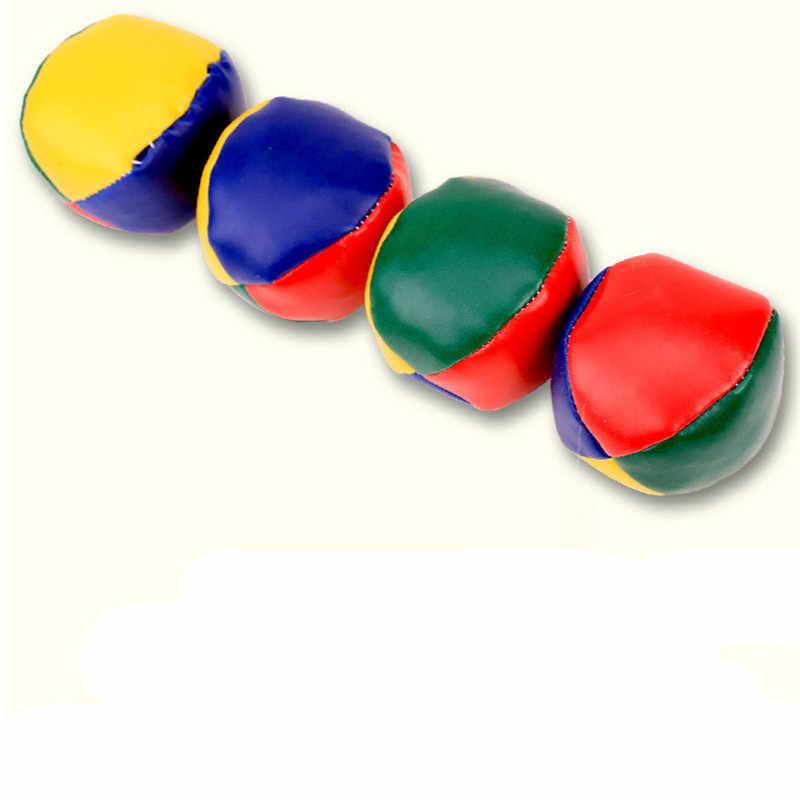 Niños Circo Bolas Juguete Bolsa Piezas Clásico Malabares Frijol Conjunto Hacer Con Magia De 3 Principiante sQhrdtC