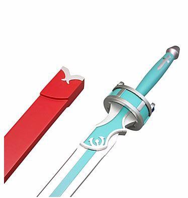 Cosplay Sword Inspired by Sword Art Online Asuna Flash Wood4