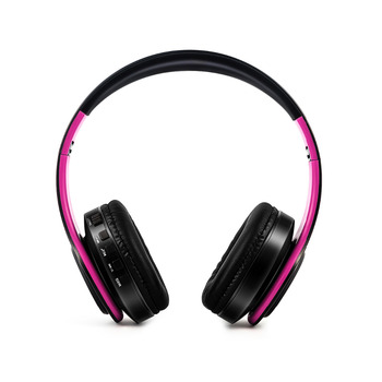 Free Shipping Colorful Wireless Bluetooth Headphones/Headset with Microphone/Micro SD Card Slot Bluetooth Headphone/Headset 4