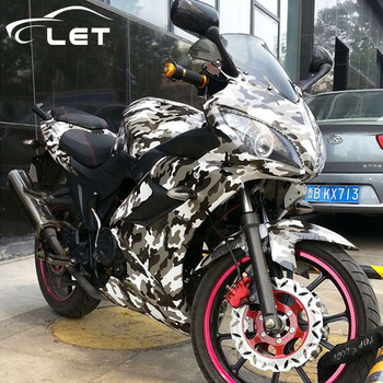 Car styling Arctic Camo Vinyl Car Wrap Military Black White Grey Camouflage Film Jungle Car Motocycle Outboard Decal Sticker 180sx led ヘッド ライト