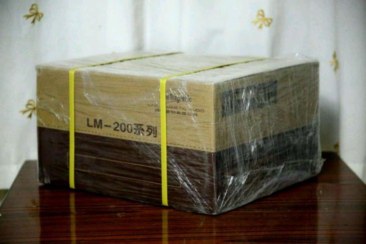 Q-010 Linea Tubo Magnetico Amplificatore LM-216IA Integrato KT88 * 4 Tubo Push-Pull Amplificatore 38 w * 2