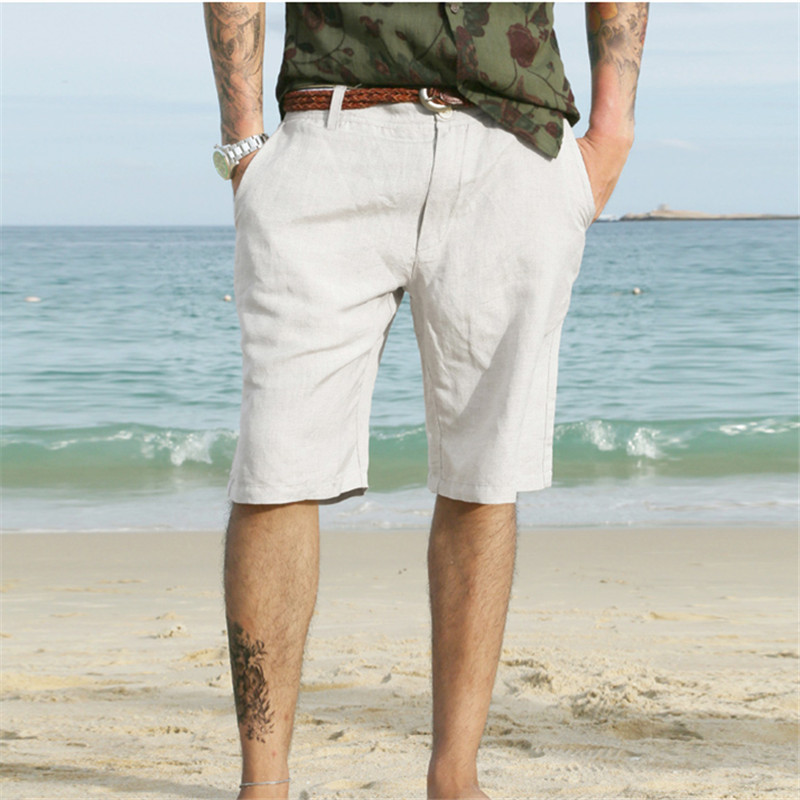 Popular Linen Beach Shorts-Buy Cheap Linen Beach Shorts lots from ...