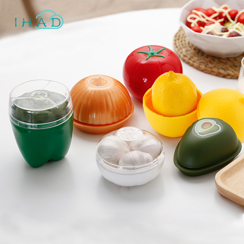Kitchen Fruit Preservation Box Creative Vegetable Fruit ...