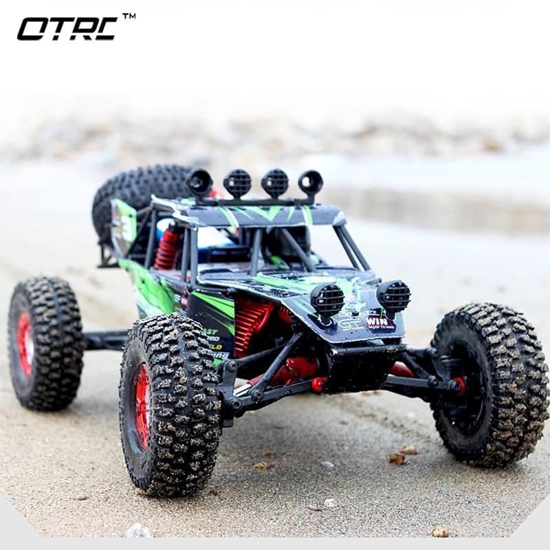 OTRC Eagle-3 1/12 2.4G 4WD désert tout-terrain voiture RC meilleur cadeau pour enfants garçon jouets avec boîte en mousse par heure 70 km/h ou 35 km/h