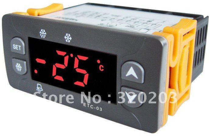 220 VAC ETC03 cold heat temperature controller sensor - Elite Electronics store