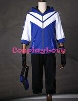 Pokemon Pocket Monsters Blue Color Pokemon Go Suit Cosplay Costume Pokemon Cosplay Costumes