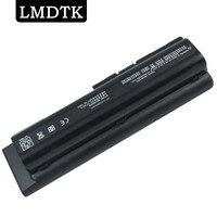LMDTK New 12CELLS laptop battery FOR HP DV4 DV5 DV6 HSTNN C52C HSTNN C53C HSTNN CB72 HSTNN CB73 HSTNN DB72 FREE SHIPPING