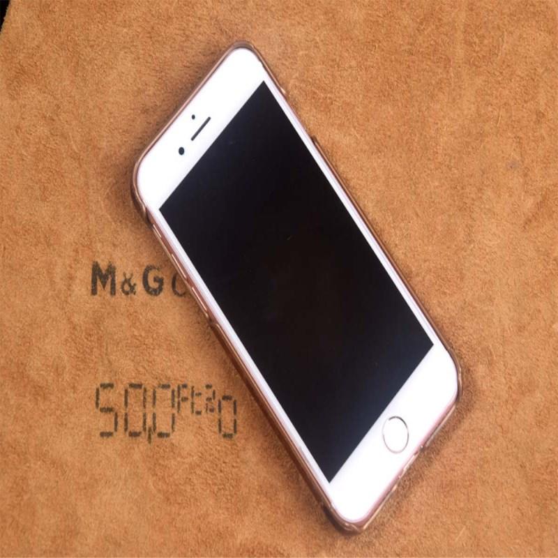 Pierre Cardin For iPhone SE 2020 Բնական կաշվե - Բջջային հեռախոսի պարագաներ և պահեստամասեր - Լուսանկար 6
