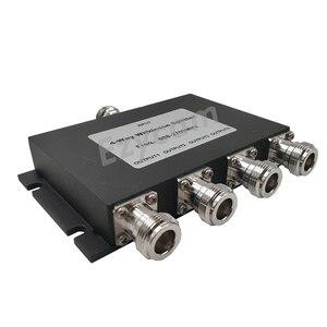 Image 3 - 4 yönlü Güç Bölücü 698 ~ 2700 MHz N dişi 4 yönlü Güç Bölücü cep telefonu Sinyal Güçlendirici tekrarlayıcı Amplifikatör Anten Kablosu