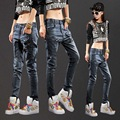 2015 summer new casual pants loose jeans cheap clothes china women selling Discount promotion Fashion sexy Selling in autumn
