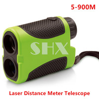 Telescope Laser Rangefinders Distance Meter 5 900m Hunting Golf Range Finder Medidor Distancia A Laser Measure