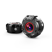 Waterproof Swim Mini Flexible DV HD Camera WiFi App Action Camera 1080P Watch Camcorder Video Recorder for Bicycle Car