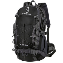 Outdoor Bags Hiking Backpack 50L Waterproof wear-resistant Nylon Quality Bag Men Women Climbing Travel Cycling Sports Backpack