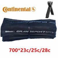 Continental ULTRA SPORT II dépliable GRAND Sport course 700 * 23c 25C 28c pneus de vélo de route pneu vélo pliable pneus